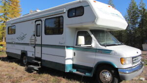 Bigfoot RV 7.3 powerstroke 64000km