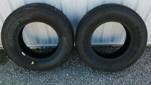 New tires for classic Camaro/Corvette: Rare Goodyear P235/65R15 Kitchener / Waterloo Kitchener Area image 2