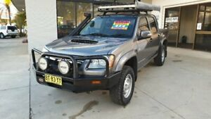 2009 Holden Colorado RC MY09 LX Crew Cab Royal Grey 5 Speed Manual Utility Macksville Nambucca Area Preview