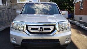 2009 Honda Pilot Touring, Cuir, GPS, DVD