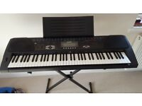 Casio WK-1300 Keyboard and Stand