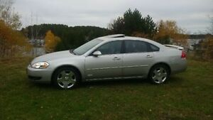 2006 Chevrolet Impala Super Sport Sedan - just reduced price