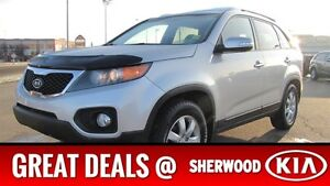 2013 Kia Sorento LX Heated Seats,  A/C,