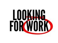 * READ * work wanted * cscs card *