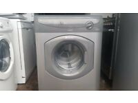 Silver 'Hotpoint' Vented Tumble Dryer - Good Condition / Free Local Delivery