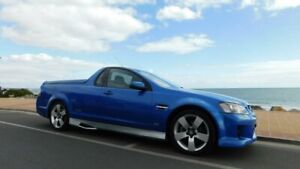 2008 Holden Ute VE SS V Blue 6 Speed Sports Automatic Utility Somerton Park Holdfast Bay Preview