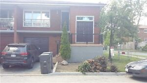 Semi-Detached Raised Bungalow in Toronto near Humber College