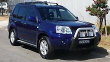 2005 Nissan X-Trail T30 TI (4x4) Blue 5 Speed Manual Wagon Salisbury Plain Salisbury Area Preview