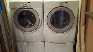 laveuse secheuse w transport gratuit washer dryer free transport