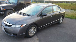 **REDUCED** 2009 Honda Civic DX-G Sedan