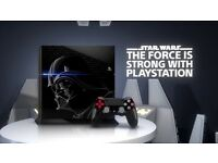 Limited Edition Star Wars Battlefront PS4