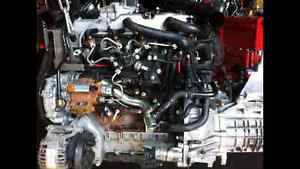 FORD TRANSIT CONNECT 09-13 1.8 STAGE 4 TDCI 5SPD MANUAL GEARBOX - FREE DELIVERY