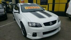 2010 Holden Commodore White Sports Automatic Sedan Dandenong Greater Dandenong Preview