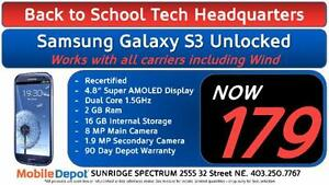 BACK TO SCHOOL-Samsung Galaxy S3, S4, S5, S6, S7 Unlocked