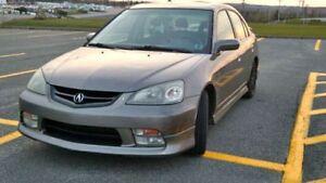 2 2005 Acura EL's