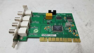 Q-See QSPDVR04 4 Channel Digital Video Recorder PCI Card