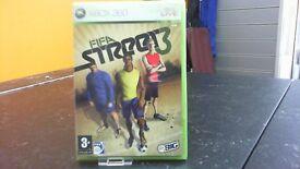 FIFA STREETS THREE