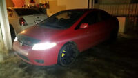 2007 Honda Civic EX Coupe Cheap and Reliable