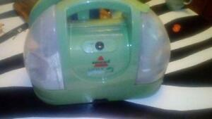 Little Green steam cleaner