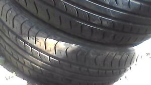 Two 195-60 r15 tires