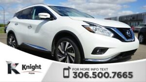 2015 Nissan Murano Platinum! Command Start! Heated & Cooled Leat