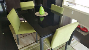 Beautiful table & chair set and more