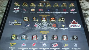 Collector NHL Stanley Cup rings