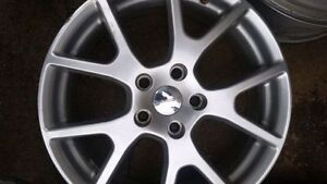SET OF 4 19 inch Dodge Journey Alloys with TPMS sensors