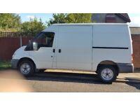 Cheap man with van