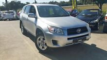 2012 Toyota RAV4 ACA38R MY12 CV 4x2 Silver 4 Speed Automatic Wagon Buderim Maroochydore Area Preview