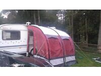 suncamp ultima 260 porch awning