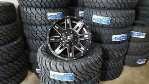 !! BRAND NEW 18X9 +12 OFFSET 6 BOLT $1090 RIDERS AUTOWORKS!!