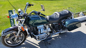 1982 Honda Goldwing and Parts Bike $2,000