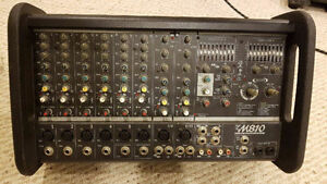 Yorkville M810-2 800-Watt Stereo 10 Channel powered mixer