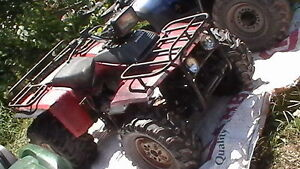 1986 honda 250 fourtrax PARTS