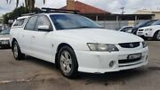 2003 Holden Crewman VY II White 4 Speed Automatic Utility Blair Athol Port Adelaide Area Preview