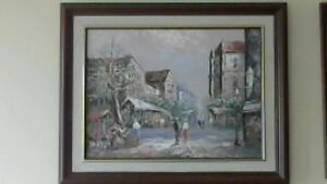 4 PAINTINGS EACH $150 ONE @ $450 Oakville / Halton Region Toronto (GTA) image 4