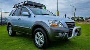 2009 Kia Sorento BL EX-L Blue 5 Speed Automatic Wagon Rockingham Rockingham Area Preview