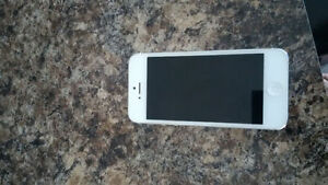 MINT CONDITION IPHONE 5 WHITE