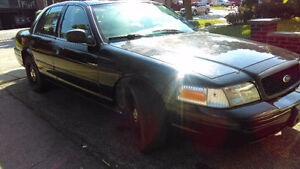 2010 Ford Crown Victoria Police Interceptor - Mint condition