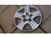 "vauxhall 15"" wheel trims"