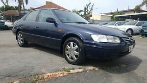 1998 Toyota Camry MCV20R Conquest Midnight Blue 4 Speed Automatic Sedan Enfield Port Adelaide Area Preview