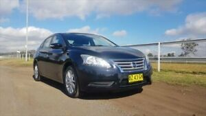 2013 Nissan Pulsar B17 ST Ebony Continuous Variable Sedan Muswellbrook Muswellbrook Area Preview