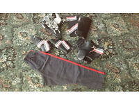 Childs Punch Kick Martial Arts Protection Gear