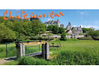 Big stone building in France near Chenonceaux/Chambord, 650km from London, 34.900 £