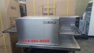 """Lincoln Four a Pizza Convoyeur 18"""" electric / Conveyor Oven"""