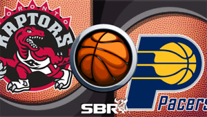 Raptors vs Indiana Pacers- January 6 (100/300 Level)