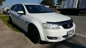 2012 Holden Commodore VE II MY12 Omega Sportwagon White 6 Speed Sports Automatic Wagon Dandenong Greater Dandenong Preview