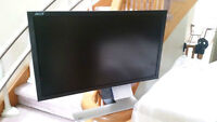 24inch LED acer monitor
