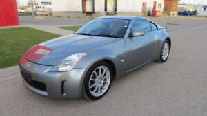 JDM 2002 Nissan 350Z Fairlady Coupe Like New Only 42K